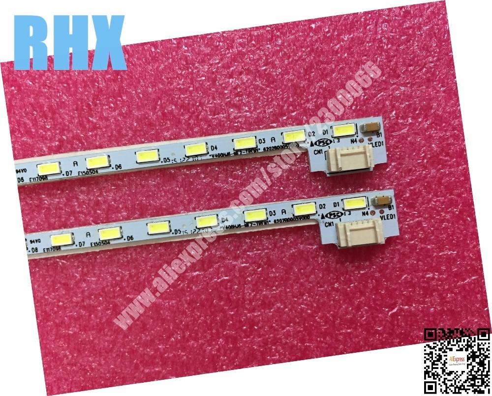 10 جزء/الوحدة ل إصلاح حادة 40 بوصة LCD-40V3A 100% جديد فاي 40PFL5449/T3 40E62 V400HJ6-ME2-TREM1 V400HJ6-LE8 52LED 490 مللي متر