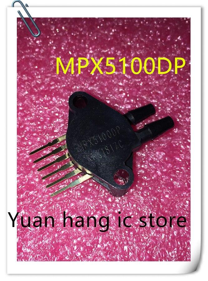 1 قطعة/الوحدة MPX5100 MPX5100DP MPX5100 SIP6 التفاضلية استشعار الضغط تحويل حقيقية