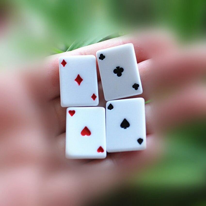 Украшения для рукоделия, 30 шт., смешанный 22*16 мм, очень милый плоский задник, кабошон, покер