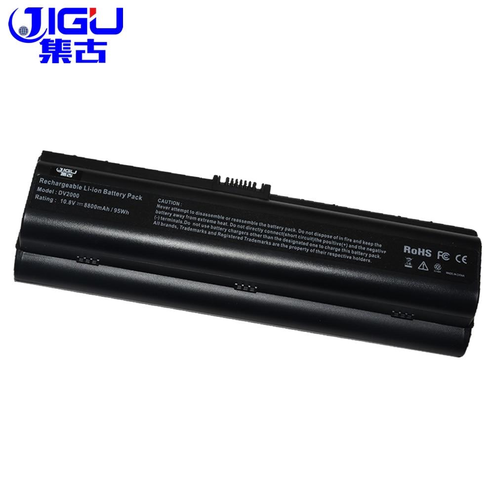 JIGU batería de ordenador portátil para HP Compaq Presario V3000 V3048TU V3100...