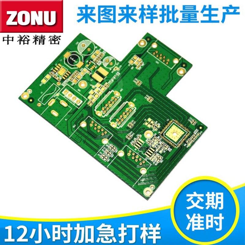 Placa de circuito multicapa con agujero enterrado ciego HDI de alta precisión placa de circuito PCB clon, placa de copia, pruebas urgentes y lotes.