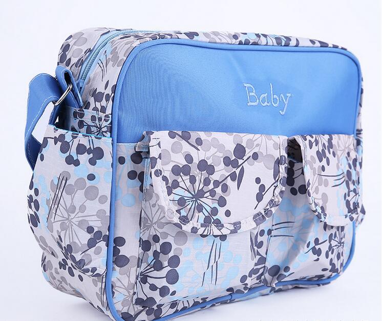 31*11*24 CM Do Bebê Tote Ombro Diaper Bags 3 Cores Durable Fralda Saco Mummy Saco Do Bebê Mãe