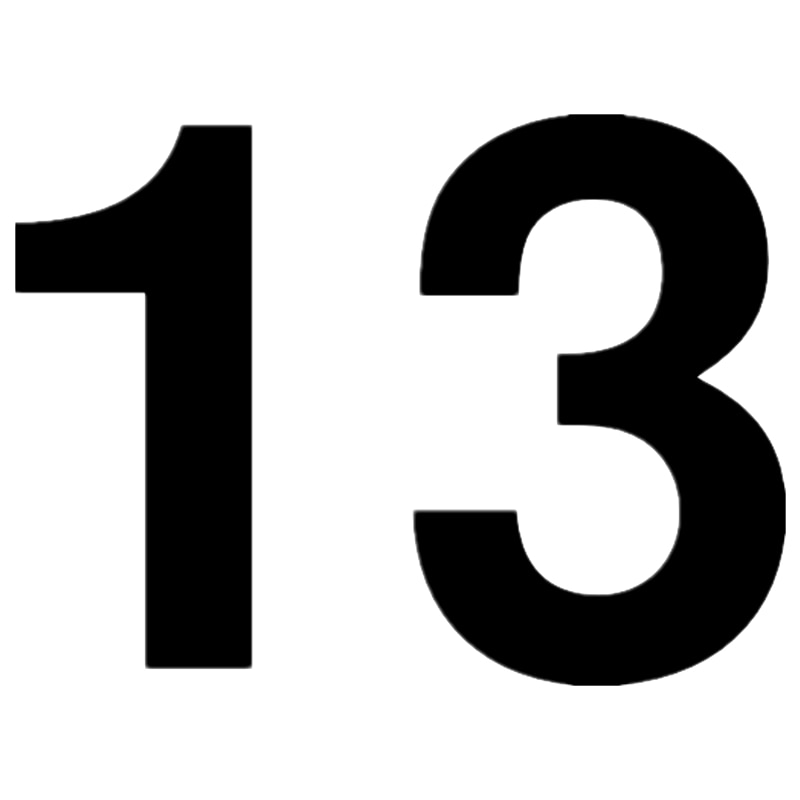 Фото - CK2441#15*20cm Number 13 funny car sticker vinyl decal silver/black car auto stickers for car bumper window car decorations ck2892 30 20cm 22 15cm number 83 funny car sticker vinyl decal silver black car auto stickers for car bumper window car decor