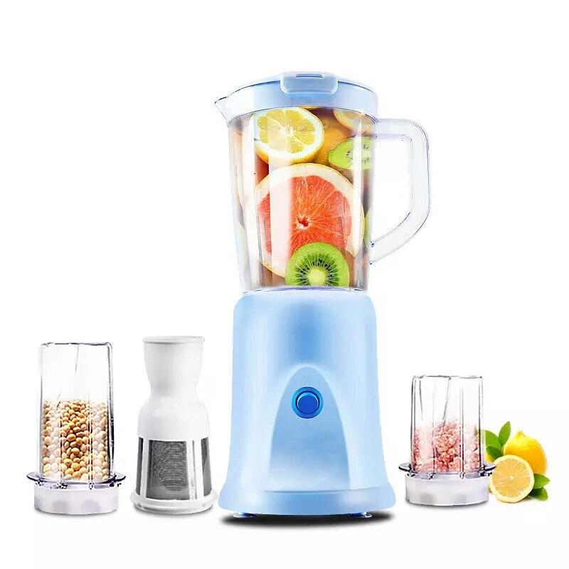 HIMOSKWA, 1000ml, procesador multifuncional de alimentos, carne, especias, molinillo de café, exprimidor de frutas, licuadora de alimentos, máquina de mermelada de leche de soja