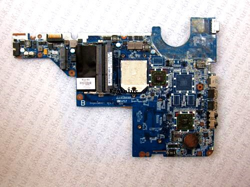 592808-001 for HP CQ42 CQ62 G62 G42 CQ56 G56 laptop motherboard DA0AX2MB6E0 ddr3 Free Shipping 100% test ok