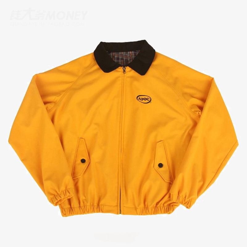 Мужская куртка, Корейская поп-куртка в стиле хип-хоп