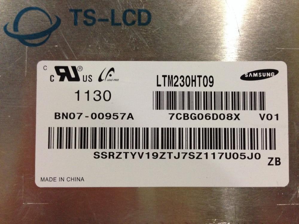 100% test original GRADE A + bonne qualité LTM230HT09 LTM230HT12 LM230WF8 utilisé pour Lenovo B540 B545 B560 garantie dun an