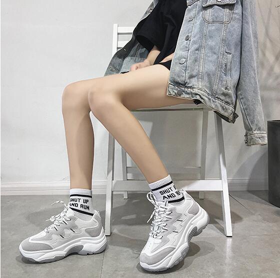 Woman fashion Breathable Sneaker Shoes