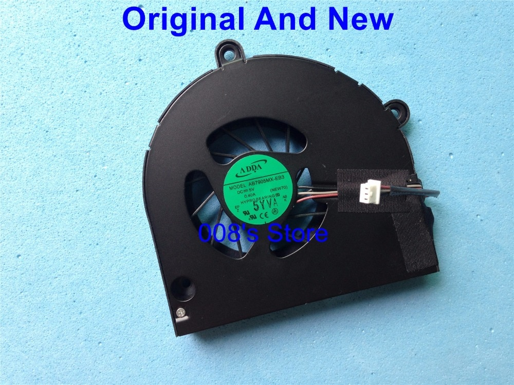 Кулер для процессора ACER Aspire, новый вентилятор для ACER Aspire 5551 5551G 5552G 5251 5252 5336 5740 5740 5740Z 5741G 5741 5742 5741ZG AB7905MX-EB3 NEW70