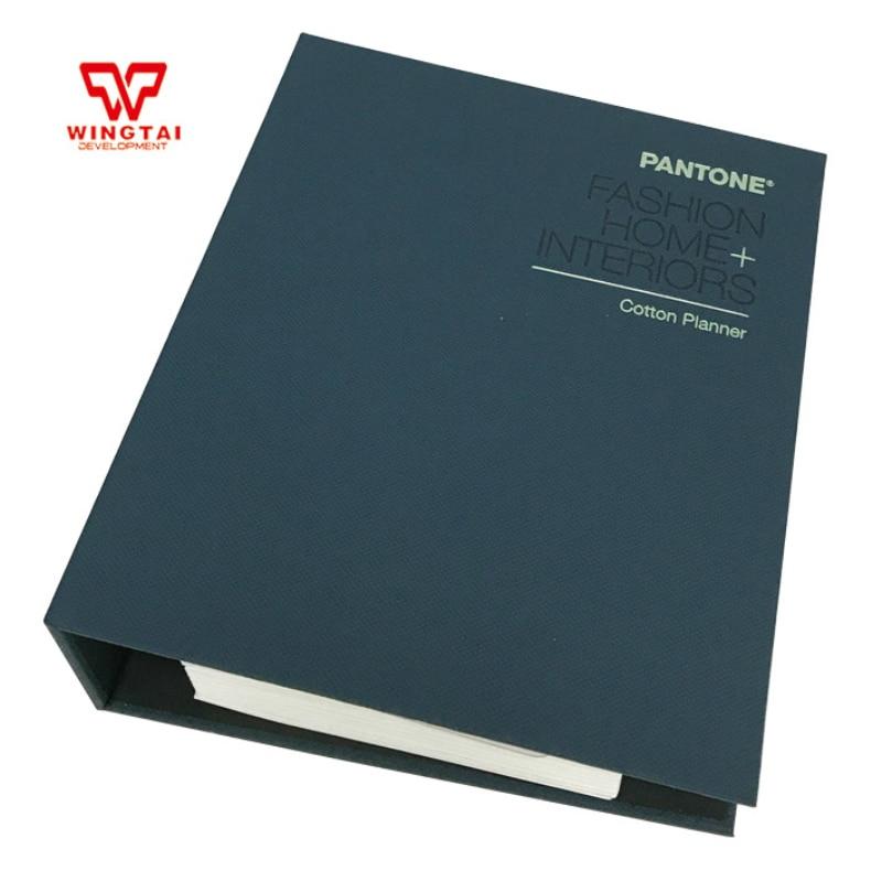 TCX Pantone Color Guide For Textile Industry Fashion Home Cotton Planner Pantone FHIC300