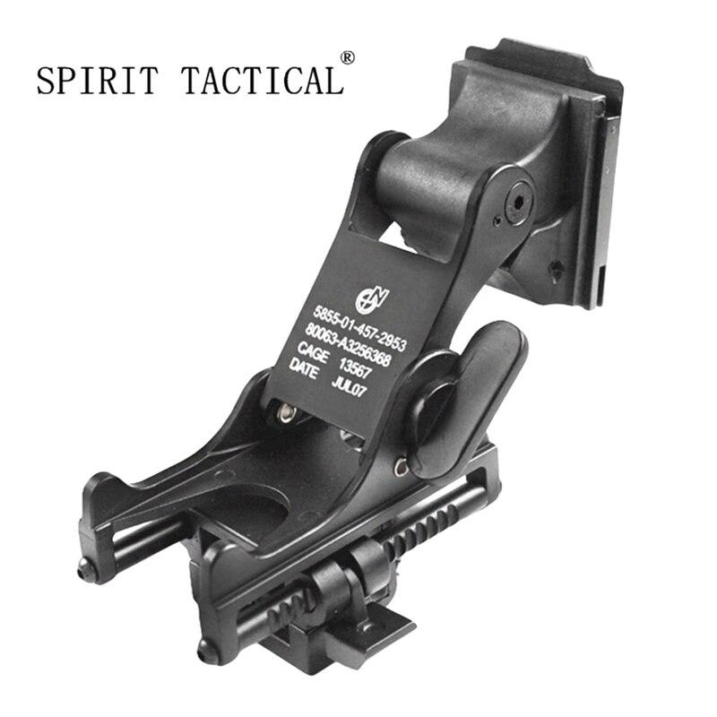 2018 NEW Airsoft Tactical MICH M88 VELOCE Casco Kit di Montaggio Per Rhino NVG PVS-14 PVS-7 di visione notturna Casco Accessori