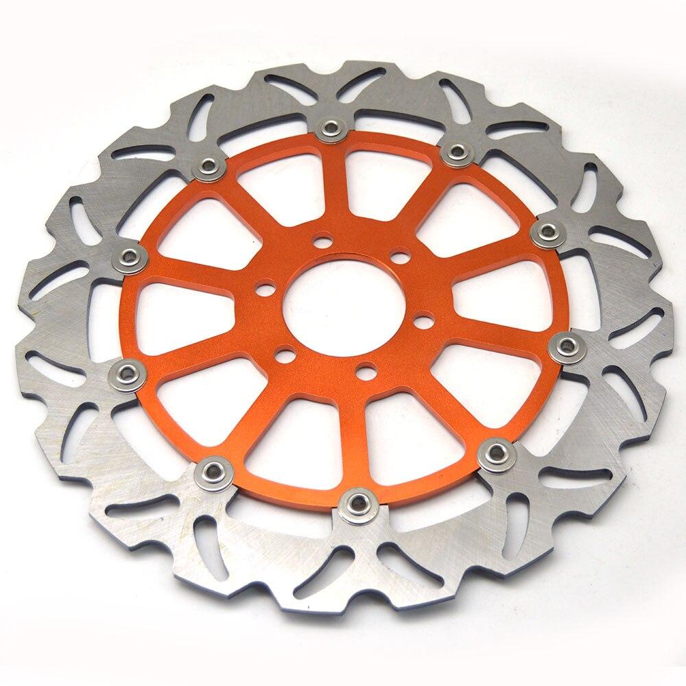 Мотоциклетные тормозные диски Передние тормозные диски ротор для KTM 125 200 390 DUKE 2013 - 2016 2015 мотоциклетные передние тормозные диски ротор