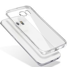Ultra-thin Clear Soft TPU Phone Case For Samsung Galaxy S8 S9 Plus S6 S7 Edge J1 J3 J5 J7 A3 A5 A7 2