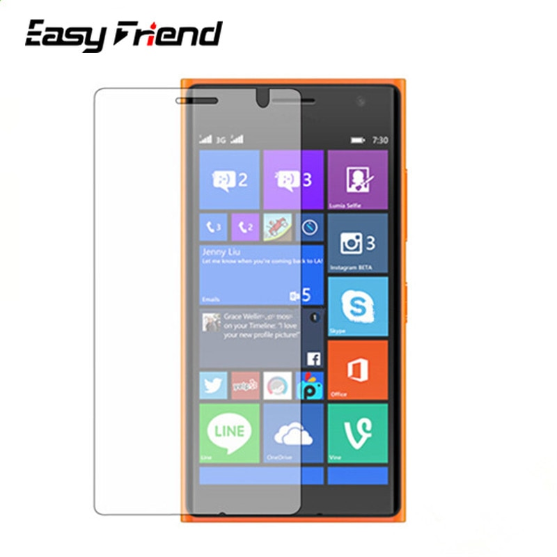For Nokia Lumia 730 735 Screen Protector 9H Toughened Protective Film Guard Premium Tempered Glass