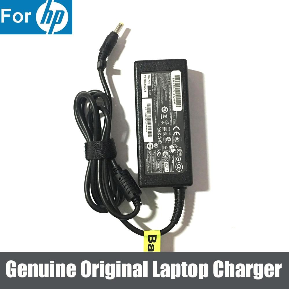NEW Original 65W AC Adapter Charger for HP Pavilion DV2100 DV2500 TX1000 dv6500 ze2000 ze4900