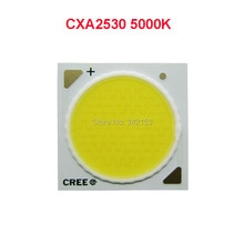 65W Cree CXA2530 CXA 2530 COB lampara Led emisora de luz 5000K 4000K 3500000K 2700K 36 V-42 V 1600MA 75CRI 80CRI 90CRI 95CRI perlas Led