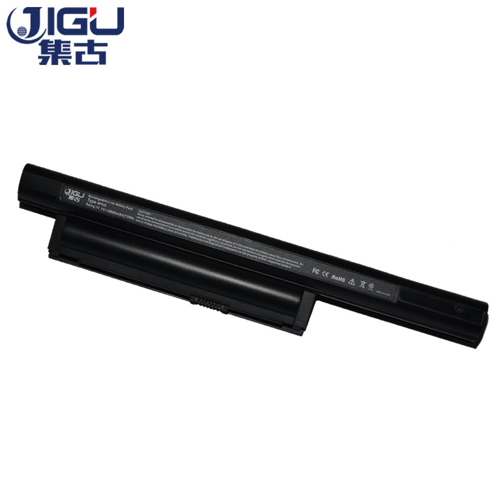 Bateria Do Laptop BPS22 JIGU VGP-BPS22 VGP-BPL22 VGP-BPS22A VGP-BPS22/A Bateria do Notebook Para SONY VAIO Série E