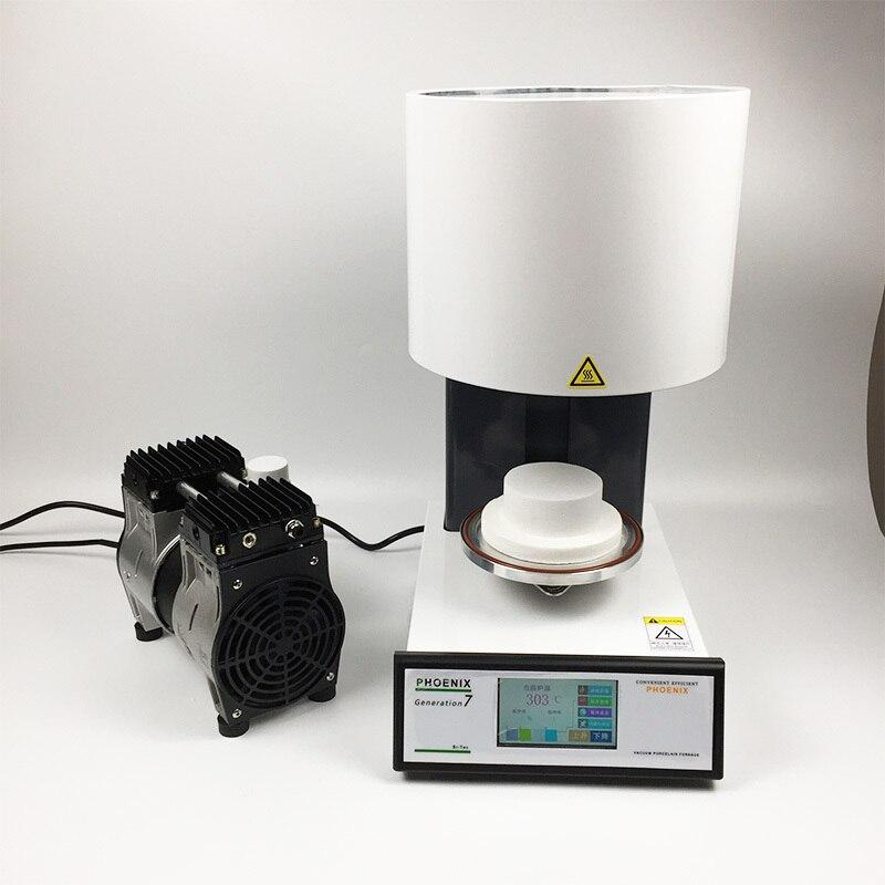 Hot Selling Automatic Programmable Dental Vacuum Porcelain Furnace Dental Lab Ceramic Furnace Porcelain Oven