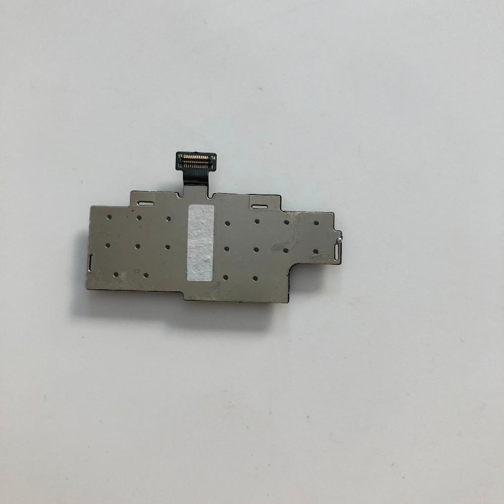New SIM Card Reader Holder Connector For Blackview BV6000S 4.7