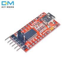 FT232RL FTDI Module adaptateur série Mini Port pour Arduino USB au niveau TTL/CMOS 3.3V 5.5V RXD/TXD carte kit de bricolage Mini USB