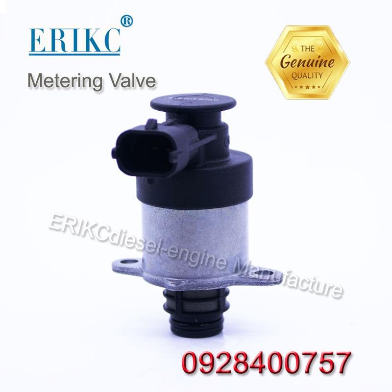 Erikc 0928400757 unidade de medição da válvula original 0 928 400 757 unidade de medição combustível do motor diesel 0928 400 757 para ford