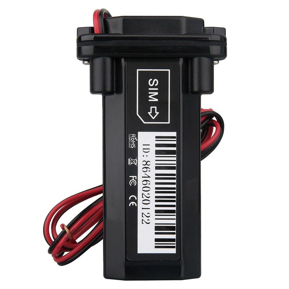 Micro GPS Auto Tracker 2G Echtzeit Online Überwachung Fahrzeug Wasserdicht Locator GPS AGPS Dual Positionierung Einbrecher Alarm Tracker