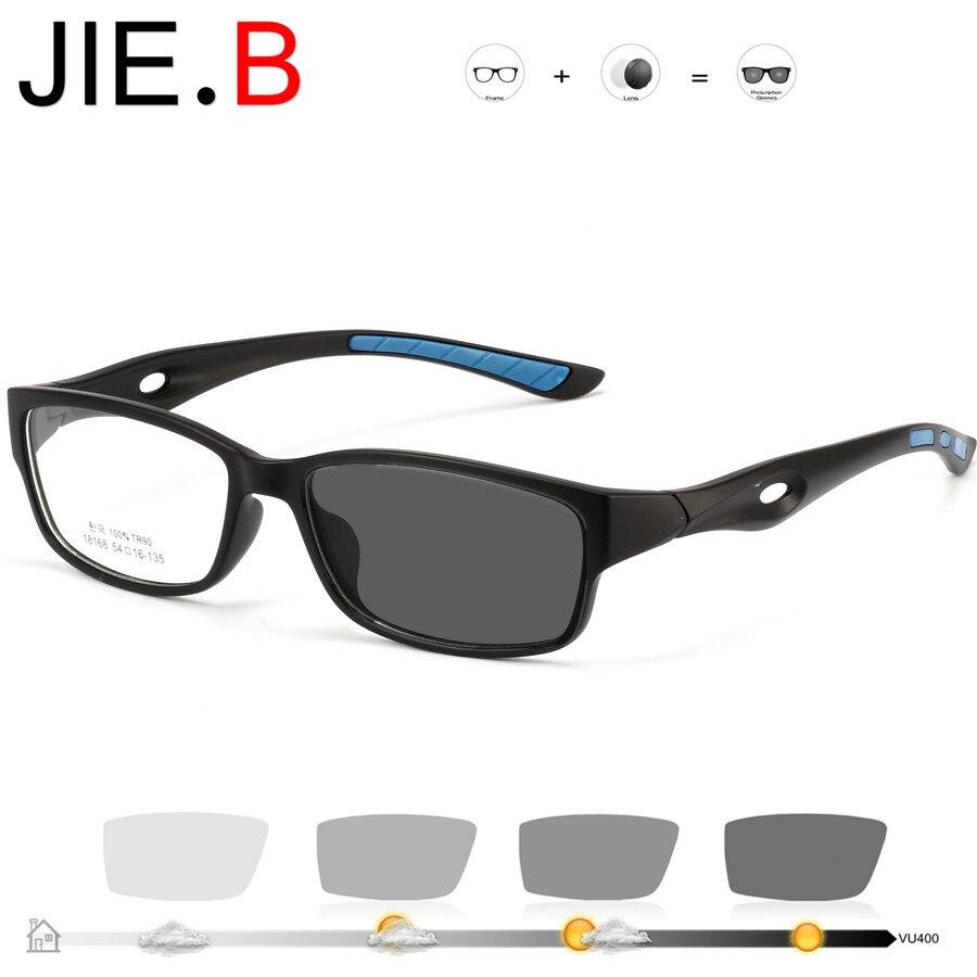 Gafas de lectura, lentes de lectura fotocromáticas planas de 0 grados, para deportes nuevos