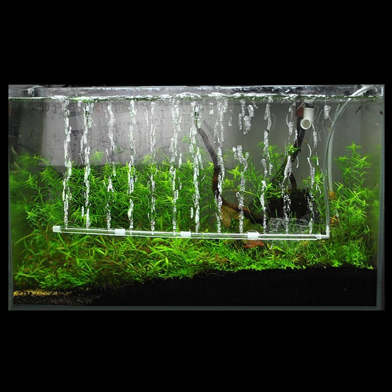 1pc Fish Tank Aeration Gadget Creative Aquarium Airing Bubble Strip Fish Tank Aerating Tube Oxygen Infuser Aquarium Air Pump
