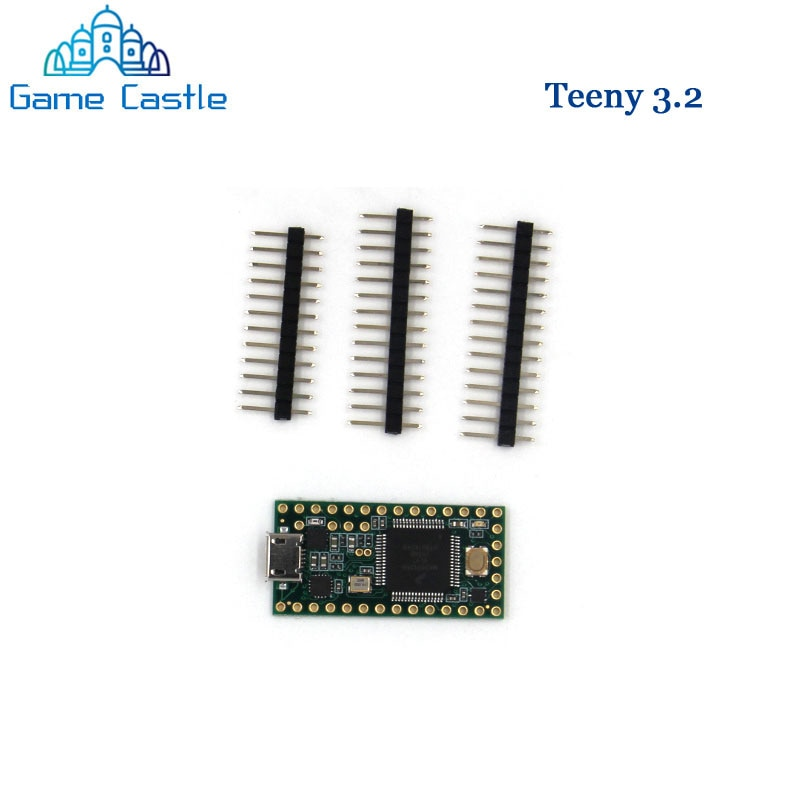 Di alta qualità Teeny 3.1 Teensy 3.2 Teensy 2.0 + + USB Della Tastiera Del Mouse Teensy AVR bordo esperimento per PS3