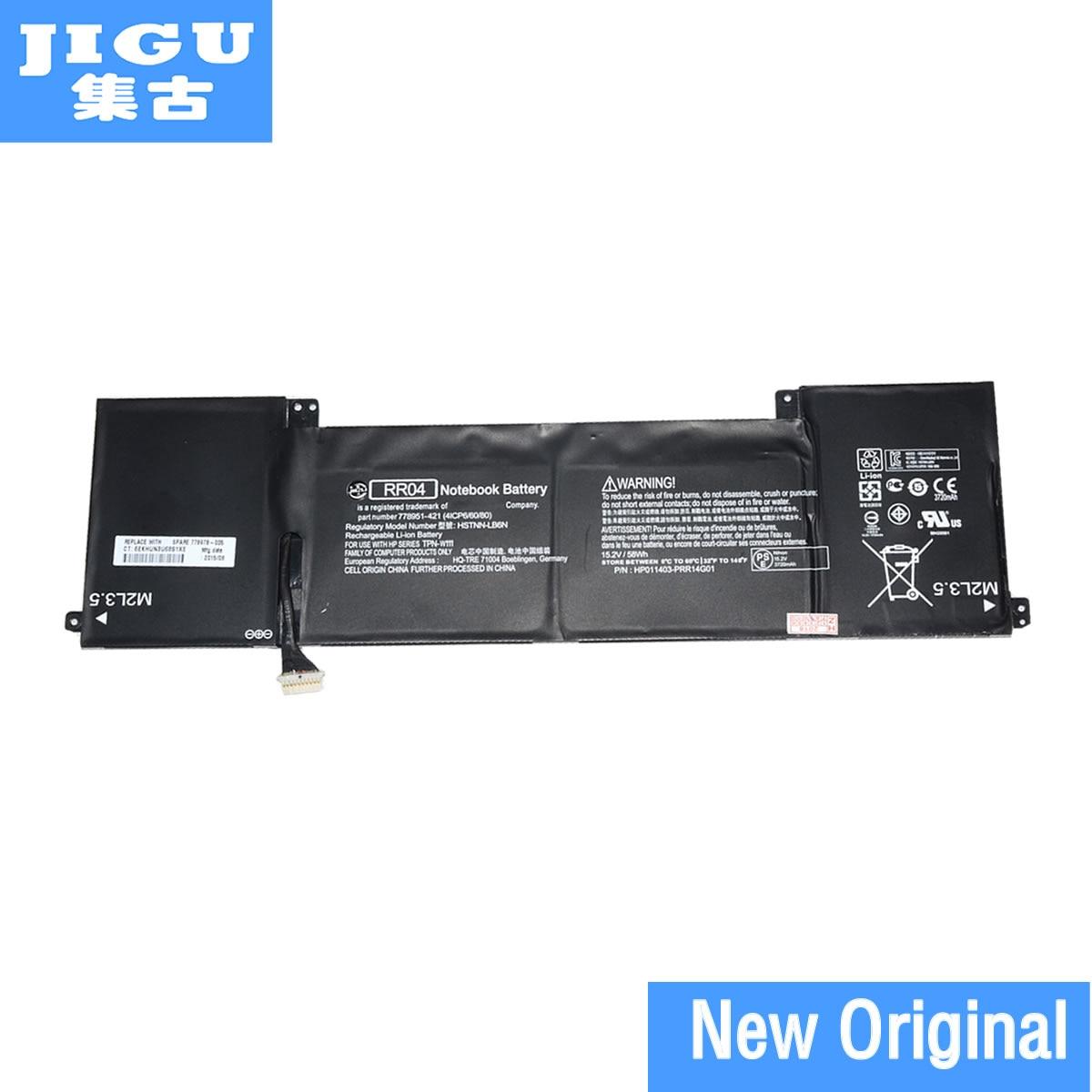 Оригинальная Аккумуляторная Батарея JIGU для ноутбука 778951-421 778961-421 778978-005 HSTNN-LB6N RR04 для ноутбука HP Omen 15 15-5116TX