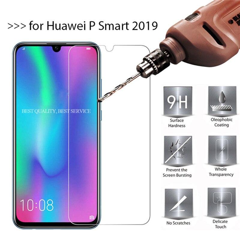 3D чехол из закаленного стекла для Huawei P Smart 2019 Plus Nova 3i Nova4 Защитное стекло для экрана для Huawei P Smart2019 стекло