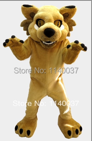 MASCOT panther Leopard mascot costume custom fancy costume anime cosplay kits mascotte theme fancy dress carnival costume