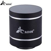Super! ADIN métal haut-parleur Bluetooth 10W Mini haut-parleur vibrant Mobile sans fil ordinateur petit Subwoofer Vibration haut-parleurs sonores