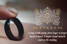 Odyssey Ring durch Calen Morelli Close up Magic Tricks Springen Ring Close Up Street Magic Illusions Gimmick Mentalismus Requisiten
