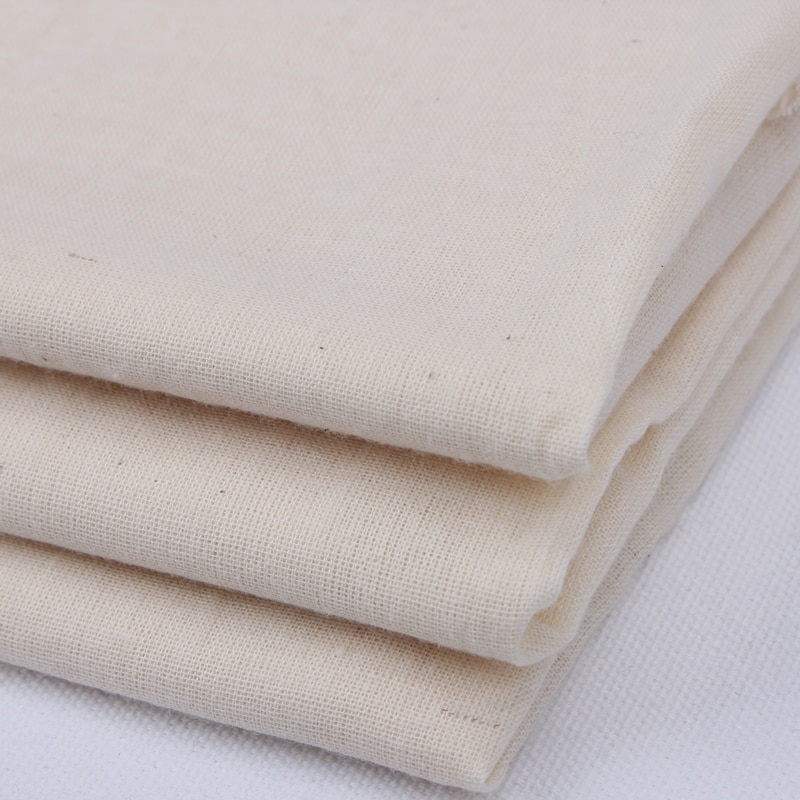 Белая съедобная газовая ткань, Экологичная хлопковая соевая бобы, молочный фильтр, Ткань Тофу, отпариватель, мешок для хлеба, ткань, сделай с...