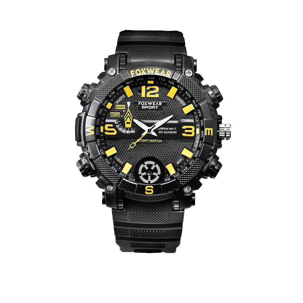 FOX9 Sports Smart Watch 5 Million High-definition Camera WiFi Remote LED Lighting 720PHD High Definition 16G/32G Hot Sale