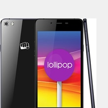 Tempered Glass Screen Protector  Film Cover FOR Micromax Canvas Sliver 5 Q450 Anti-Explosion Scratch