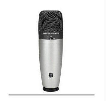 Micrófono condensador de estudio USB multipatrón Original SAMSON C03U compatible con USB Plug in and start grabation
