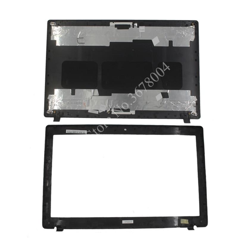 New case cover For Acer Aspire 5742G 5741G 5552 5741 5551 5251 5741z 5741ZG Laptop LCD Back Cover/LCD Bezel Cover