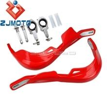 Protège-mains de moto pour Honda XR XL XLR   Protection contre la saleté de vélo, MX ATV 1-1/8