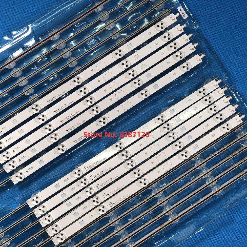 Новинка 10 шт. Светодиодная лента с подсветкой 40 дюймов ТВ KDL-40RM10B KDL-40R480B KDL-40R483B SAM SUNG 2013SONY40A 2013SONY40B 3228