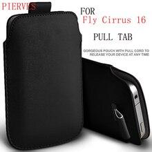 Casteel Common Design PU Leather Case Cover For Fly Cirrus 16 FS523 Stratus 8 FS408 Nimbus 16 FS459 Nimbus 14 FS456 Stratus 9
