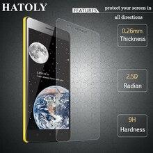 """2PCS Tempered Glass For Lenovo Lemon K3 Note K50-T5 Ultra-thin Screen Protector for Lenovo K3 Note Glass 5.5"""" Film HATOLY"""