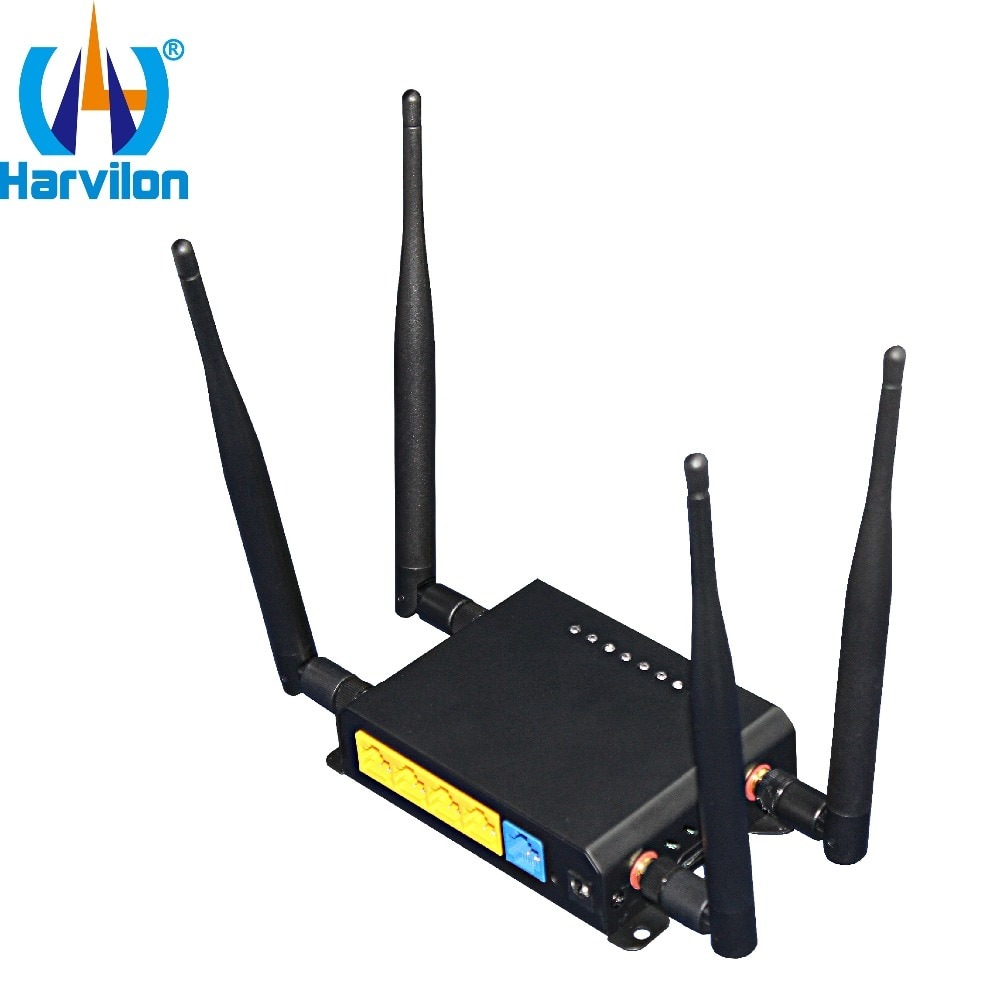 Banda 1/3/7/20 3g/4g LTE inalámbrico al aire libre CPE Router 192.168.1.1 enrutador wifi industrial 2,4 Ghz