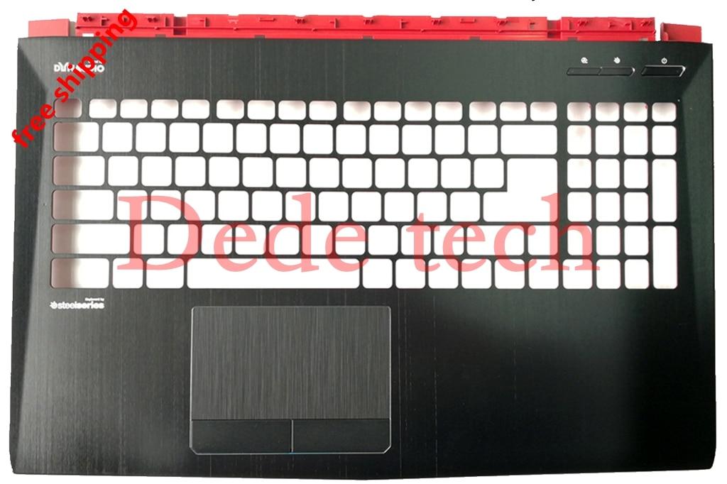 New for MSI GP62 GL62 GP62MVR MS-16J5 16J9 Palmrest COVER 3076J1C261Y31 E2P-6J10236-Y31/Laptop Bottom Base Case Cover