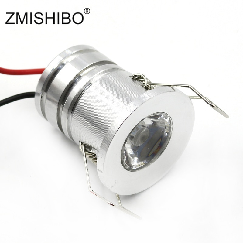 ZMISHIBO-Mini foco LED Downlight IP44, resistente al agua, 110V o 220 V,...