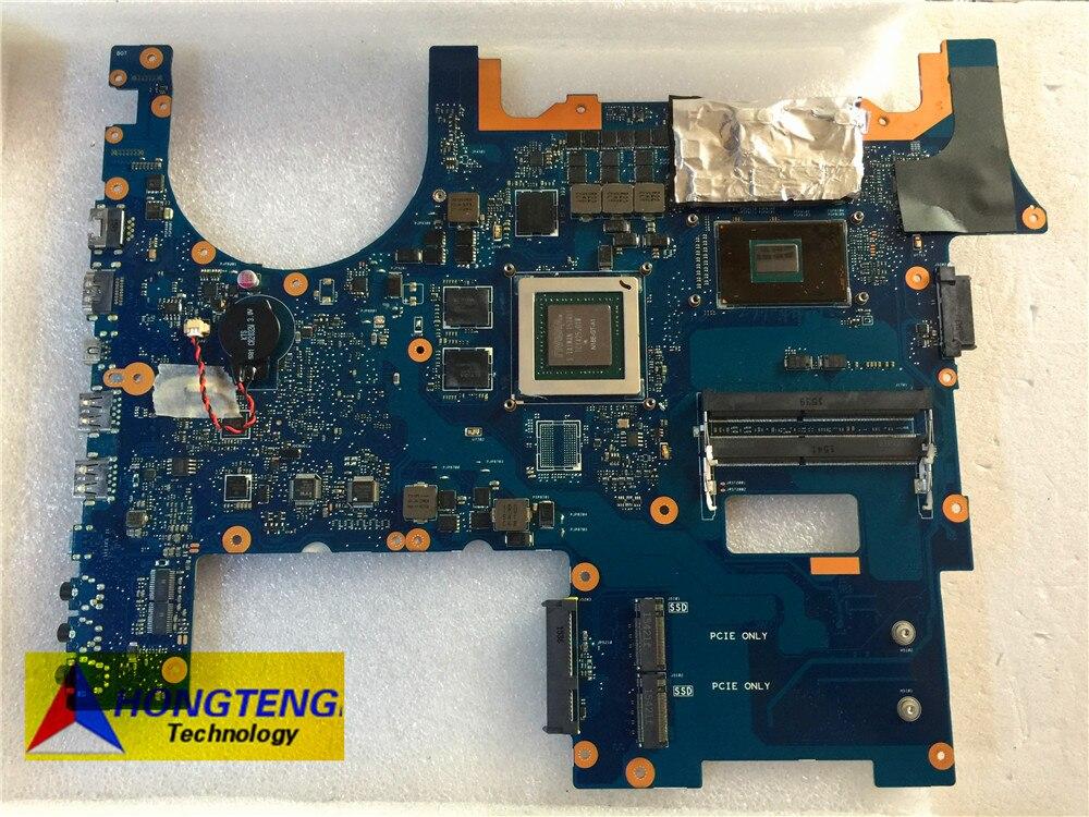 Original para Asus ROG G752vy MAINBOARD con I7-6700HQ y Test OK
