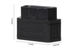 Image 2 - Автомобильный сканер ошибок Konnwei KW903 Icar2 bluetooth elm327 V1.5 Pic18f25k80, сканер OBDII ELM 327 OBD для Android