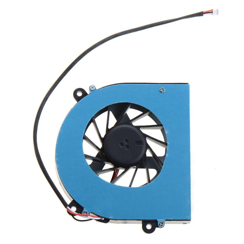 ГОРЯЧИЕ ноутбук компьютер замены процессора Охлаждающие вентиляторы подходят для Clevo W150 W150er AB7905HX-DE3 6-31-W370S-101 вентиляторы ЦП ноутбука