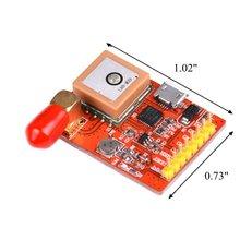Module GPS convertisseur USB vers GPS USB-Port-Module GPS NEMA 0183 CP2102 pour Raspberry Pi 3 modèle B Pi 2 B + A +